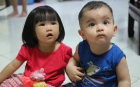 Babies don't do social distancing 7