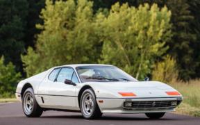 1983 Ferrari BB 512i 33