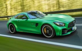 2018 Mercedes-AMG GT R 57